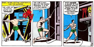 Daredevil #7 panel