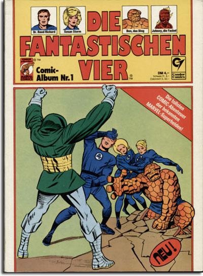Der Fantastiche Vier #1