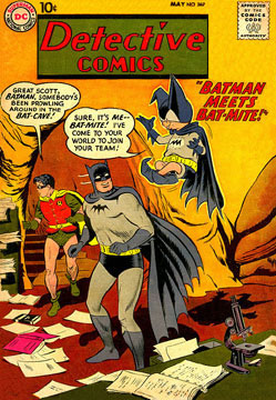 1950s Batman