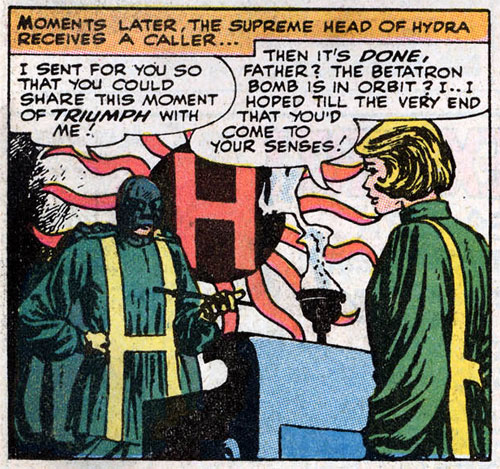 Where does HYDRA get those wonderful toys?