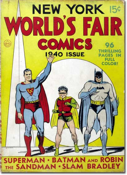 World's Fair Comics