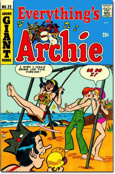 archie comic porn ARCHIE 1-4 ADULT XXX COMIC [PRAKY] (download torrent) - TPB.