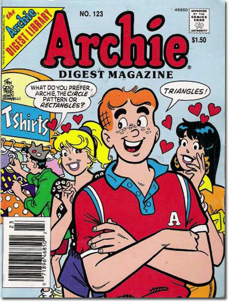 archie comic porn Reggie and Archie try to  teach Dilton the art of girl-watching, but in the end the problem was only technical .