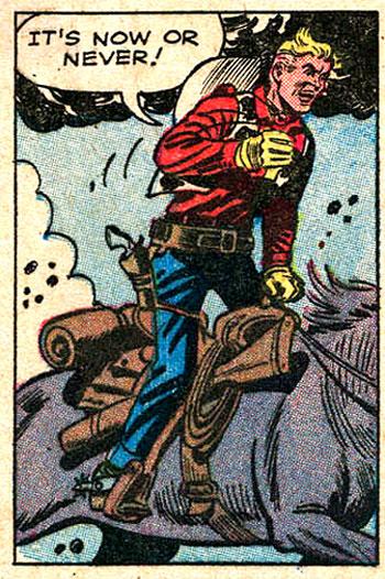 Kid Colt, Outlaw #103