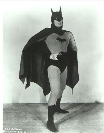Serial Batman