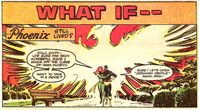 What If? #34 panel