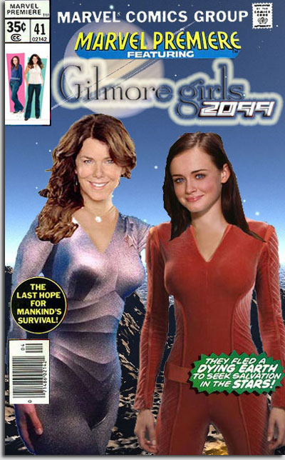 Gilmore Girls 2099