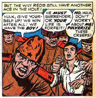 Just one more of the 5000 hats of Jack Kirby