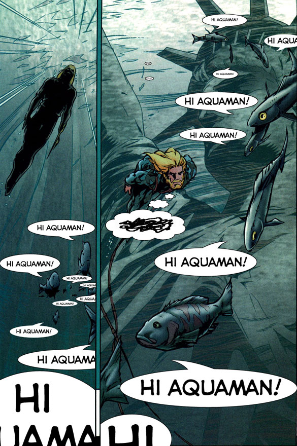 If I wrote Aquaman