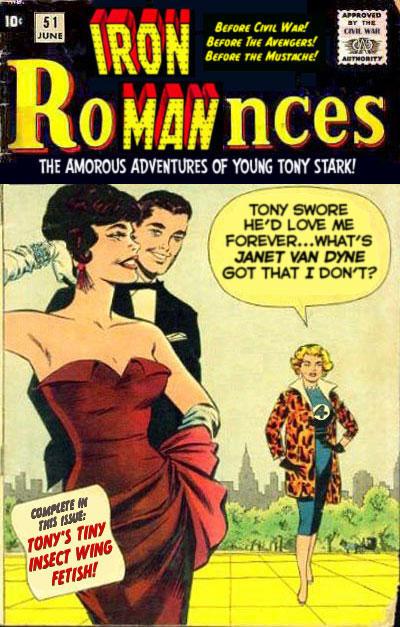 Iron Romances #51