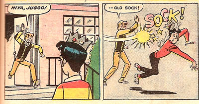 Archie's a jerk.