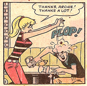 Betty's a jerk.
