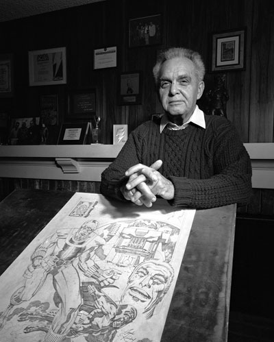 Jack Kirby