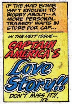 Captain America #197 Next Issue