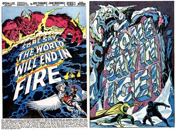 Avengers #61