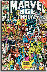 Marvel Age Annual #2