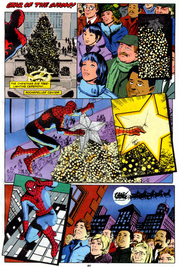 Marvel Holiday Special 1994