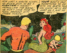 Mera and Aquababy