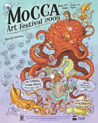 MoCCA 2009