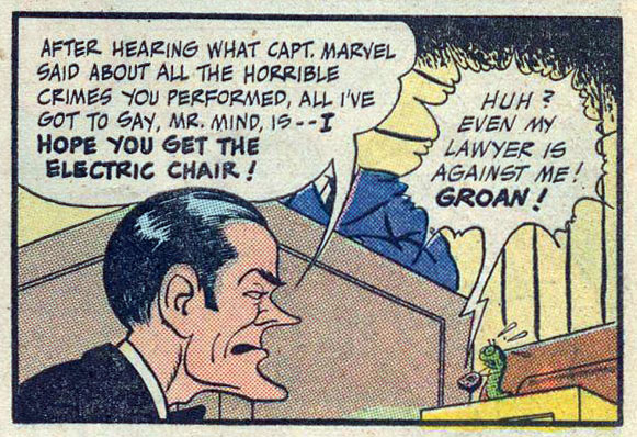 Captain Marvel Adventures #46