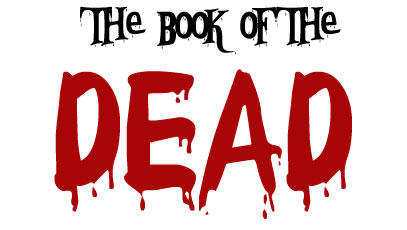 Book of the Dead logo
