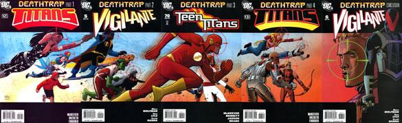 Titans/Teen Titans/Vigilante