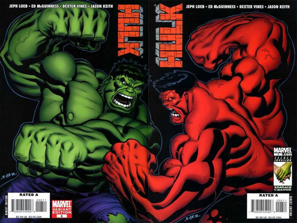 Hulk #6