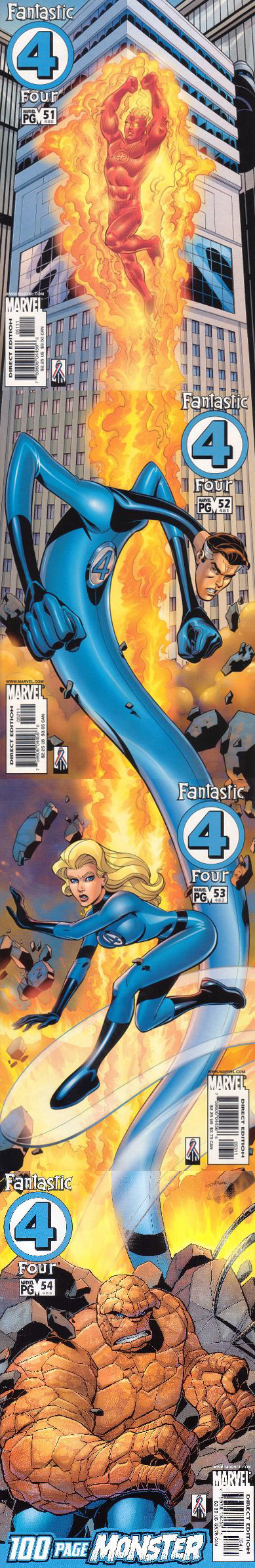 FF v.3 #51-54