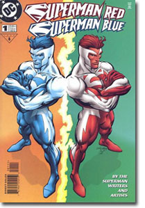 Superman Red/Superman Blue #1