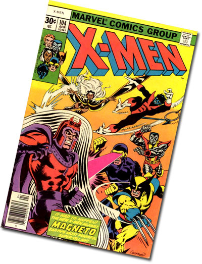 X-Men #104