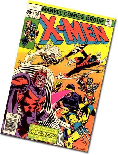 X-Men #104