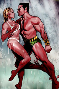 Namor and Emma