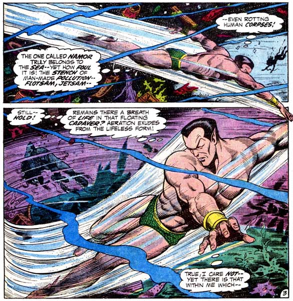 Sub-Mariner #50