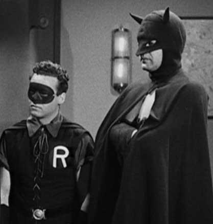 Na na na na na na na na...BATMAN!