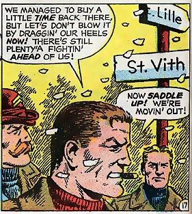 Sgt. Fury Annual #4
