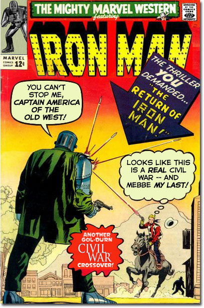 Iron Man of the Old West