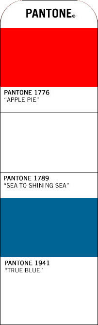 Pantone Card