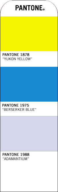 Pantone Card