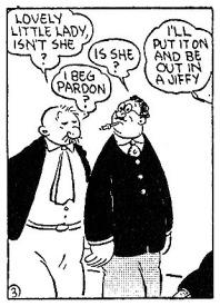 Popeye by E. C. Segar