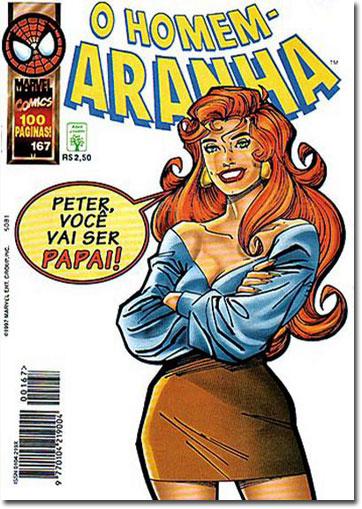O Homem-Aranha #167
