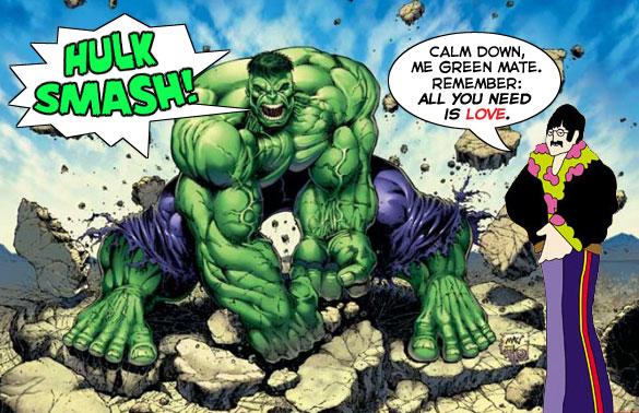 Hulk and John