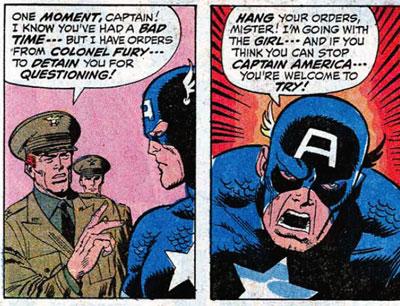 Captain America #146-147