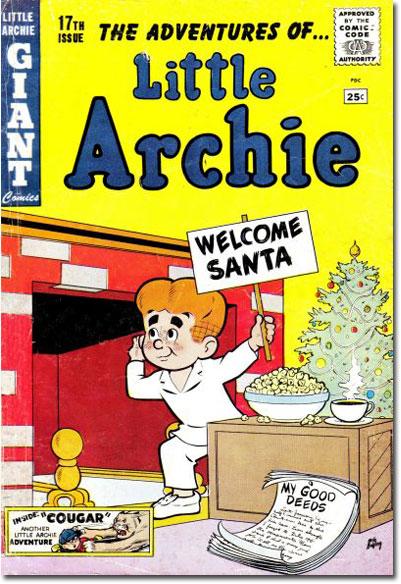 Little Archie #17