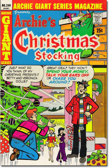 Archie Giant Magazine Series #240