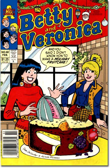 Betty and Veronica #60