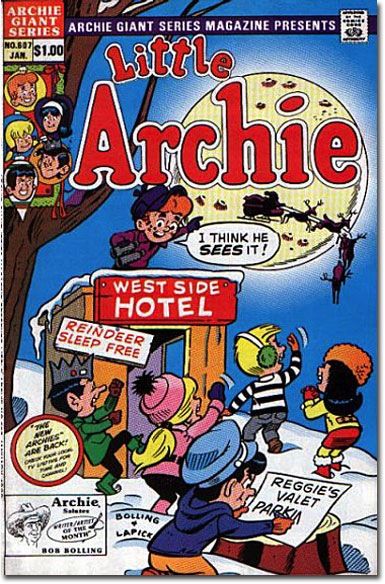 Archie Giant Series Magazine #607