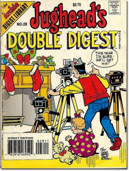 Jughead's Double Digest #28