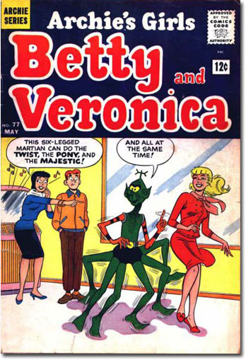 Betty & Veronica #77