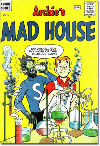 Archie's Mad House #15