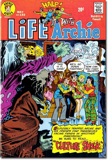 Life with Archie #39